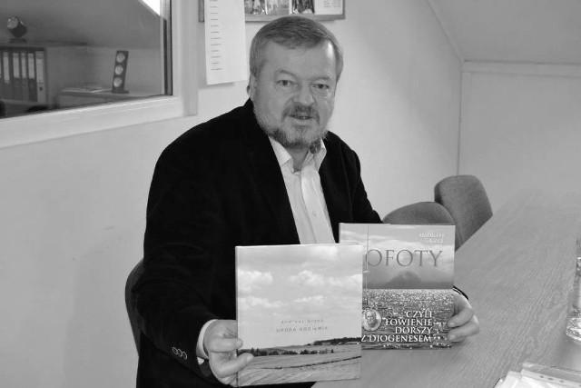 Andrzej Grzyb zmarł we wtorek, 5 lipca 2016 roku