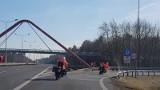 Na autostradzie A4 pojawiły się patrole motocyklowe (ZDJĘCIA)