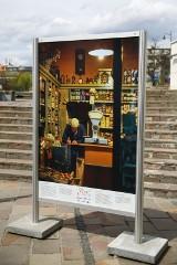 Krakowianie odkryli miasto na nowo. Najciekawsze fotografie można zobaczyć na wystawie u stóp Wawelu