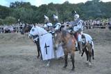 Koronowo świętuje. Trwa jarmark cysterski, a rycerze szykują się do bitwy z Krzyżakami