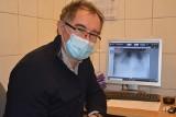 Proszowice. Dr Wojciech Skucha mówi, jak wygląda praca na oddziale covidowym tutejszego szpitala