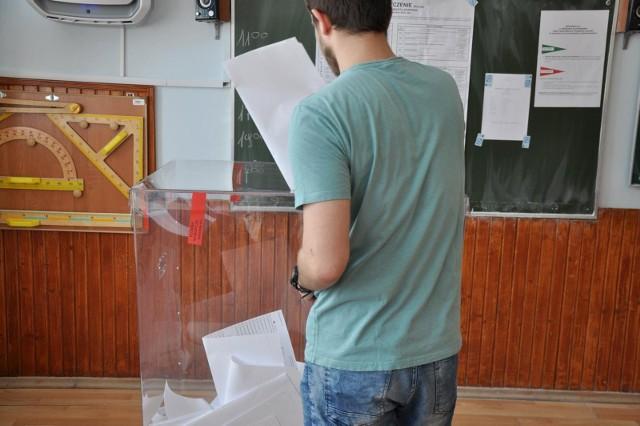W Poznaniu do spisu wyborców dopisało się przed wyborami parlamentarnymi 2019 - 23 tysiące osób.