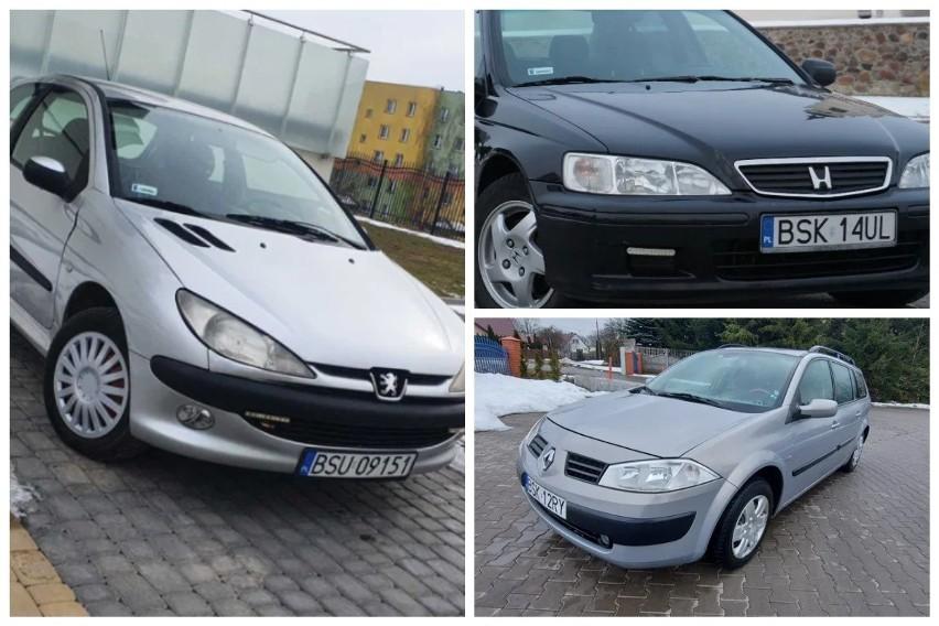 Samochody na sprzedaż w województwie podlaskim do 5 tysięcy złotych. Zobacz tanie auta w dobrym stanie z regionu [ZDJĘCIA] 16.03.2021