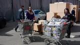 ELEOS wraz z PAH rozdaje paczki żywnościowe dla dzieci z Białegostoku i okolic