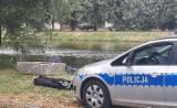 Tragiczne odkrycie w podgorzowskim Wawrowie. W centrum znaleziono ciało. Na miejscu pracuje policja pod nadzorem prokuratora