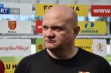 Maciej Bartoszek, trener Korony Kielce, po meczu z Widzewem Łódź: -Mój zespół trochę mnie zawiódł