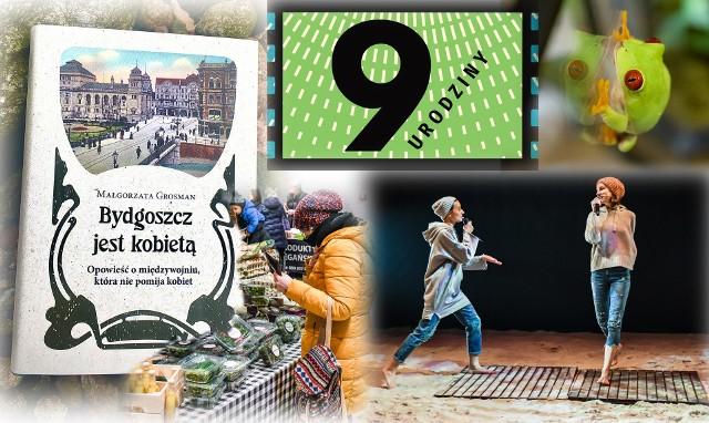 """W weekend od 5 do 7 marca nie zabraknie różnorodnych wydarzeń. Będzie muzyczna giełda, na której wyszukać można winyl lub kasetę z ulubioną muzyką. Kameralny zaprasza na swą premierę, którą jest polska adaptacja zagranicznego hitu: musical """"Islander"""" (""""Wyspa""""). Spektakle na żywo wracają też na scenę Teatru Polskiego w Bydgoszczy - jako pierwszy """"Trump i pole kukurydzy"""".  W niedzielę nie zabraknie okazji, by zacząć już świętować Dzień Kobiet - będą koncerty w Fabryce Lloyda czy Pałacu Nowym w Ostromecku, gdzie odbędzie się też przedpremiera wyjątkowej książki. Ciekawe upominki i zdrową żywność będzie można znaleźć na Frymarku bydgoskim. A to jeszcze nie wszystkie propozycje.  Zapraszamy do przejrzenia galerii."""