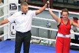 Klaudia Poliwczak (MKS Start Grudziądz) wygrała finał z mistrzynią Polski