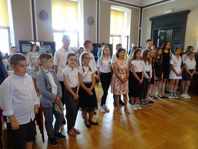 32 zdolnych uczniów otrzymało nagrody burmistrza Chełmna