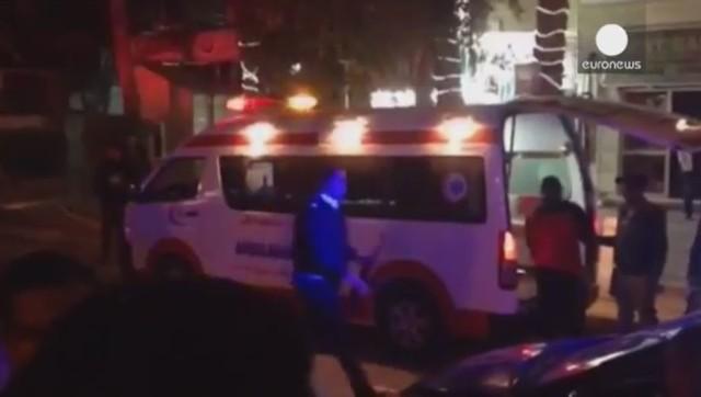 Hurghada. Atak terrorystyczny na hotel Bella Vista w Egipcie nad Morzem Czerwonym YouTube