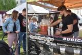 Spore zainteresowanie I Zlotem Food Trucków w Szubinie. W niedzielę 16 maja drugi dzień imprezy [zdjęcia]