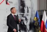Lotnisko Katowice Airport w Pyrzowicach ma patrona Wojciecha Korfantego. Prezydent Andrzej Duda odsłonił tablicę pamiątkową