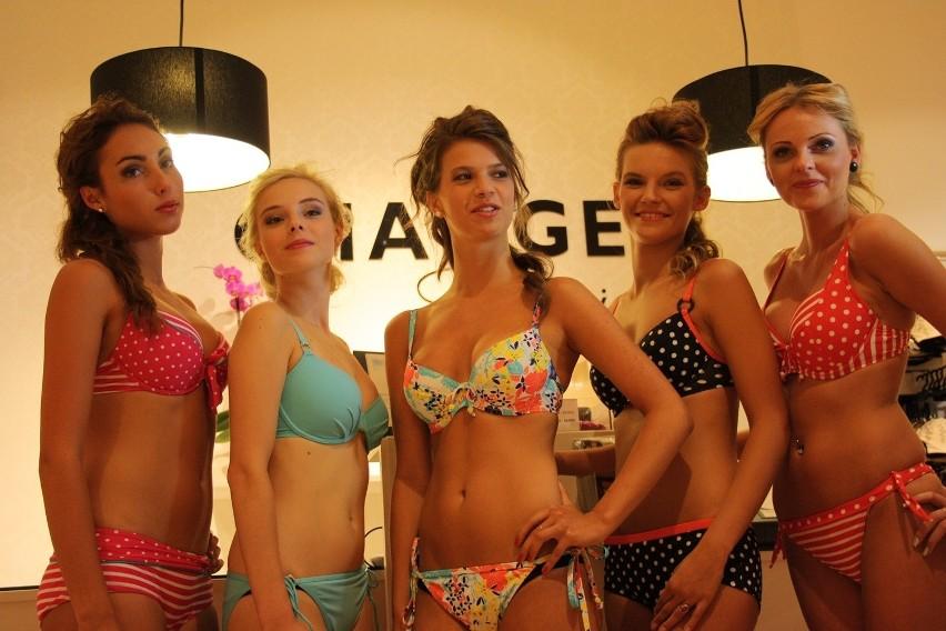 7478b8ff1c3c2d Miss Polka 2013 w Zabrzu: Piękne dziewczyny w strojach kąpielowych [ZDJĘCIA]