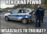 Wyjątkowe MEMY o policjantach z drogówki. Policja w żartach i śmiesznych obrazkach.