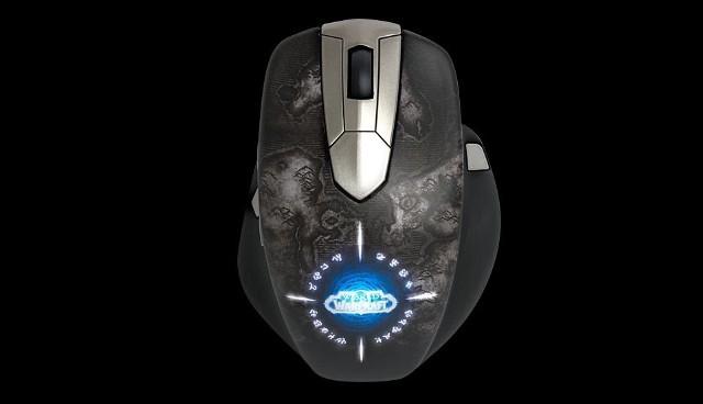 SteelSeries World of Warcraft Wireless MouseSteelSeries World of Warcraft Wireless Mouse