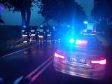 Wyrzyki. Wypadek śmiertelny na DK64. Zginął kierowca BMW. Droga zablokowana. To drugi wypadek tego samego dnia w tym miejscu