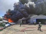 Pożar w Stobnie. To był trujący dym! Co było przyczyną?