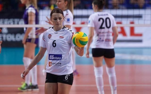 Katarzyna Żabińska występowała w Developresie nieprzerwanie przez 7 sezonów.