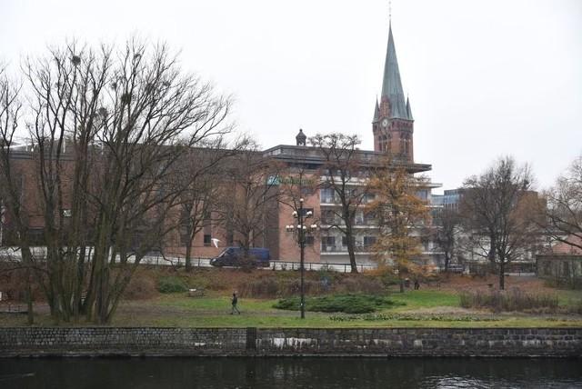 Rynek Kwiatowy nad Brdą w Bydgoszczy ma zyskać zupełnie nowe oblicze