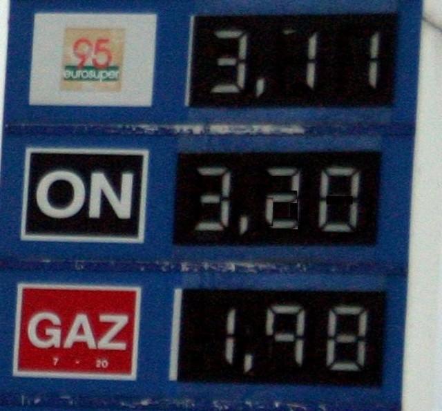 Tańsze paliwo będzie jeszcze tylko kilka dni.