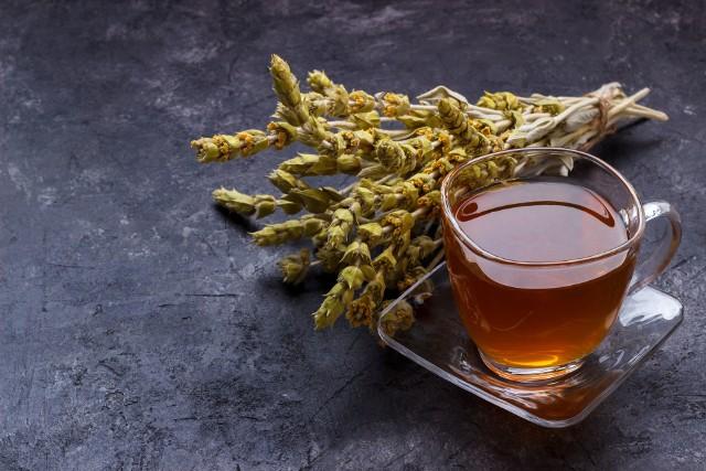 Najbardziej dostępną i najpowszechniej stosowaną formą gojnika jest herbata (napar)