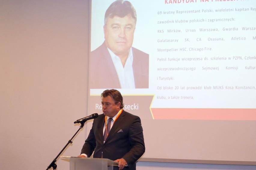 Sławomir Pietrzyk został prezesem Mazowieckiego Związku Piłki Nożnej! Wielki sukces! (ZDJĘCIA)