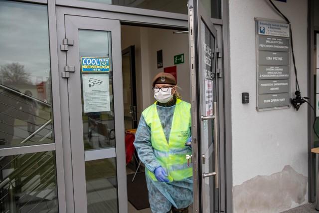 Białostockie Centrum Onkologii w dobie pandemii.
