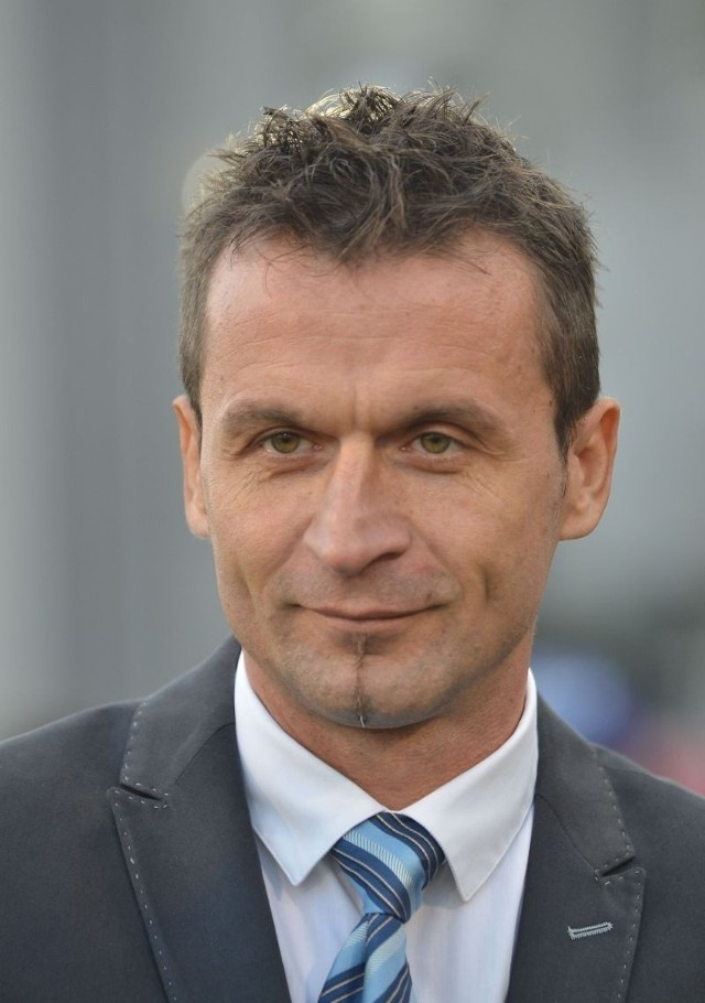 Trener Rafał Pawlak odetchnął z ulgą