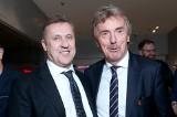 Rośnie temperatura sporu w PZPN. Otwarta wojna między Kuleszą a Bońkiem jest tylko kwestią czasu... Obecny prezes leci po pomoc do UEFA