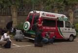 Akcja przeciw terrorystom w stolicy Kenii (wideo)