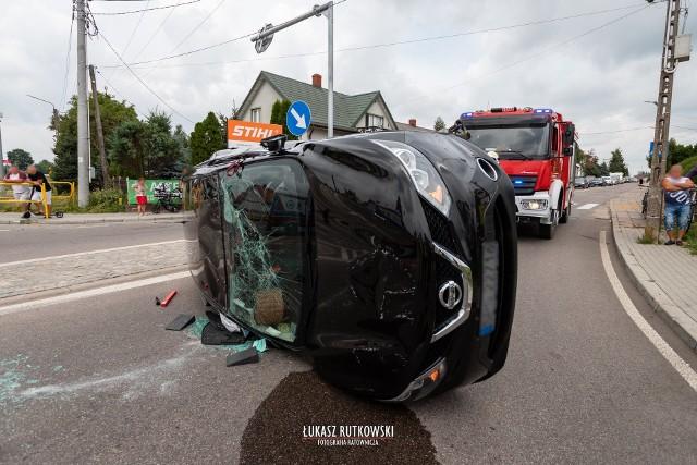 Zdjęcia z wypadku w Knyszynie wykonał Łukasz Rutkowski - Fotografia