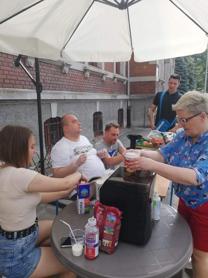 """Kawiarenka """"50/50"""" w Gubinie. Kolejna akcja charytatywna..."""