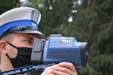 Kaskadowy pomiar prędkości. Policyjna akcja w województwie podlaskim