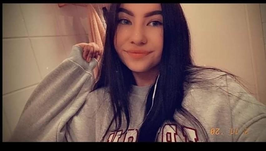 Policja poszukuje zaginionej 16-letniej Amelii Łozińskiej z...