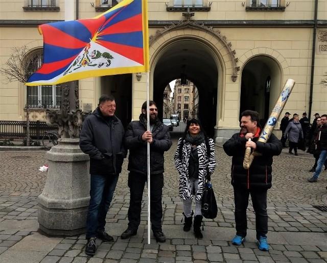 """Dwudniowa akcja """"Poeci dla Tybetu"""" rozpocznie się w piątek 15 marca."""
