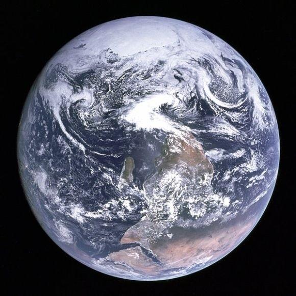 The Blue Marble - zobacz unikalne zdjęcie Ziemi załogi Apollo 17