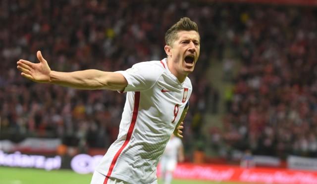 Nie wiadomo czy Robert Lewandowski będzie mógł zagrać w towarzyskich meczach Polski z Urugwajem i Meksykiem