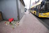 Po tragedii w Katowicach mieszkańcy wspominają 19-latkę, która zginęła pod kołami autobusu