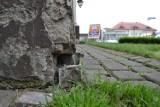 Wodzisław Śl.: Z zabytkowego Pałacu odpada tynk. Potrzebny jest remont! [ZDJĘCIA]