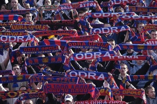 Mecz Odry będzie mogło obejrzeć na żywo blisko tysiąc widzów.