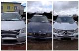 Licytacje aut z Podlaskiego Urzędu Celno-Skarbowego. Zobacz jakie samochody można kupić w przetargu [ZDJĘCIA]