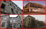 Łódź miastem setek ruder! 10 proc. budynków trzeba rozebrać! ZDJĘCIA