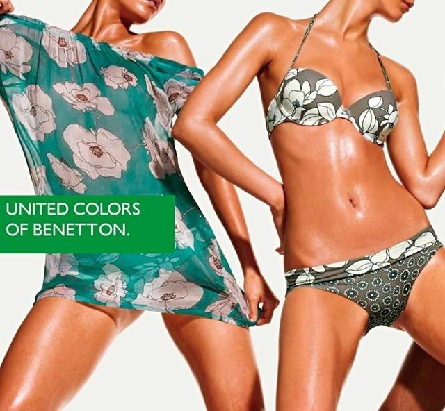 Benetton zasłynął  z kontrowersyjnych reklam autorstwa Oliviera Toscaniego