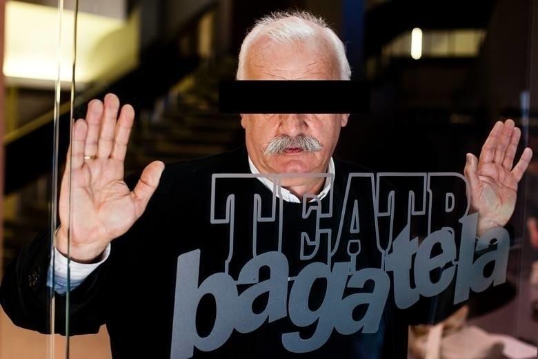 Henryk S., dyrektor krakowskiego Teatru Bagatela usłyszał zarzuty dotyczące łamania praw pracowniczych i nakłaniania do innych czynności seksualnych
