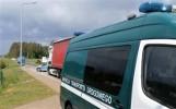 Pijany kierowca ciężarówki jechał drogą S3 koło Gorzowa. Dzień wcześniej miał urodziny, przed trasą wypił piwo