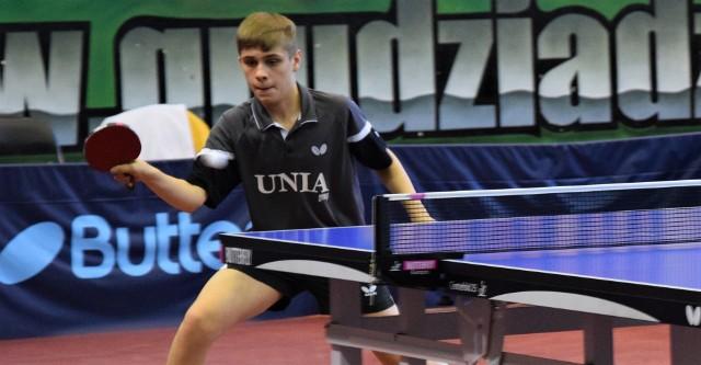 Samuel Kulczycki (Olimpia Unia Grudziądz) pierwszy raz gra w Top 10 najlepszych kadetów Europy