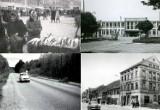 Zdjęcia dawnego Koszalina w czerni i bieli. Poznajecie te miejsca? [ZDJĘCIA]