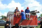 W OSP Podła Góra strażakami są nie tylko dorośli i młodzież. Najmłodsi mają od 3 do 10 lat!