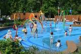 Niedzielne oblężenie wodnego parku zabaw w Stalowej Woli! (ZDJĘCIA)