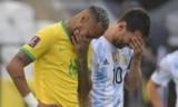 Sanepid i policja przerwały mecz Brazylii z Argentyną... w czwartej minucie. Co dalej?